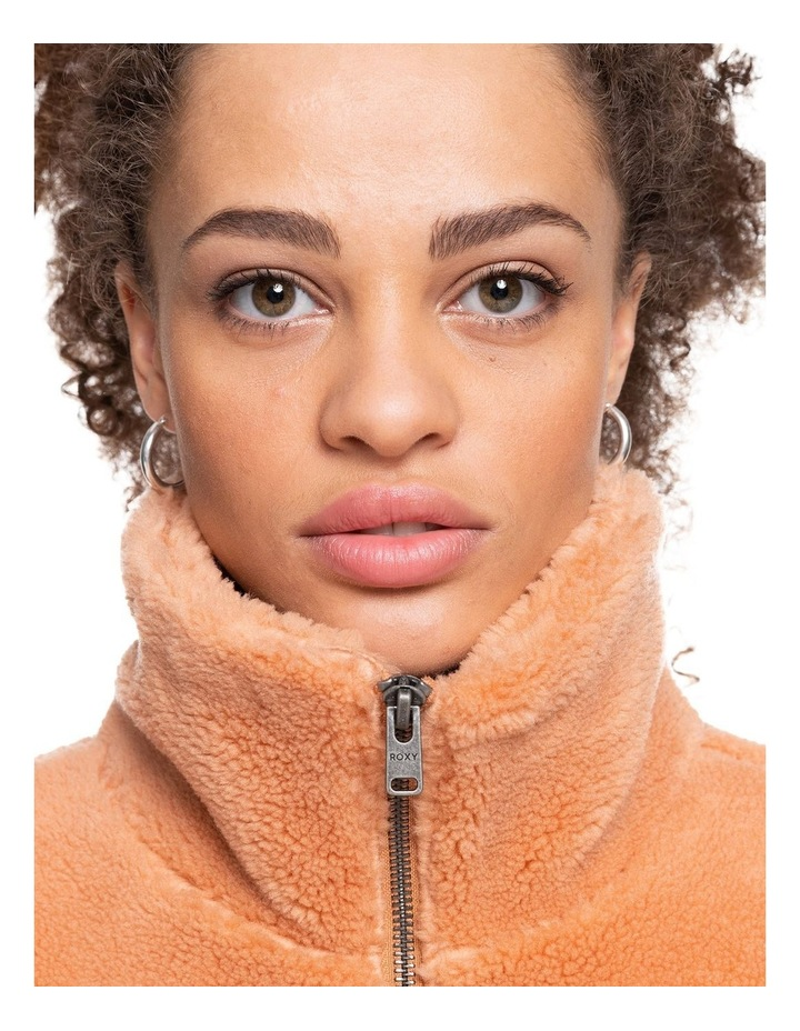 Womens Alright Now Sherpa Jacket image 5