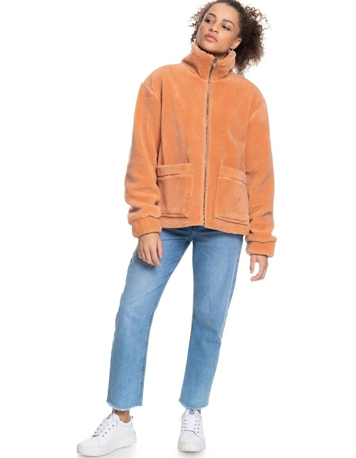 Womens Alright Now Sherpa Jacket image 7