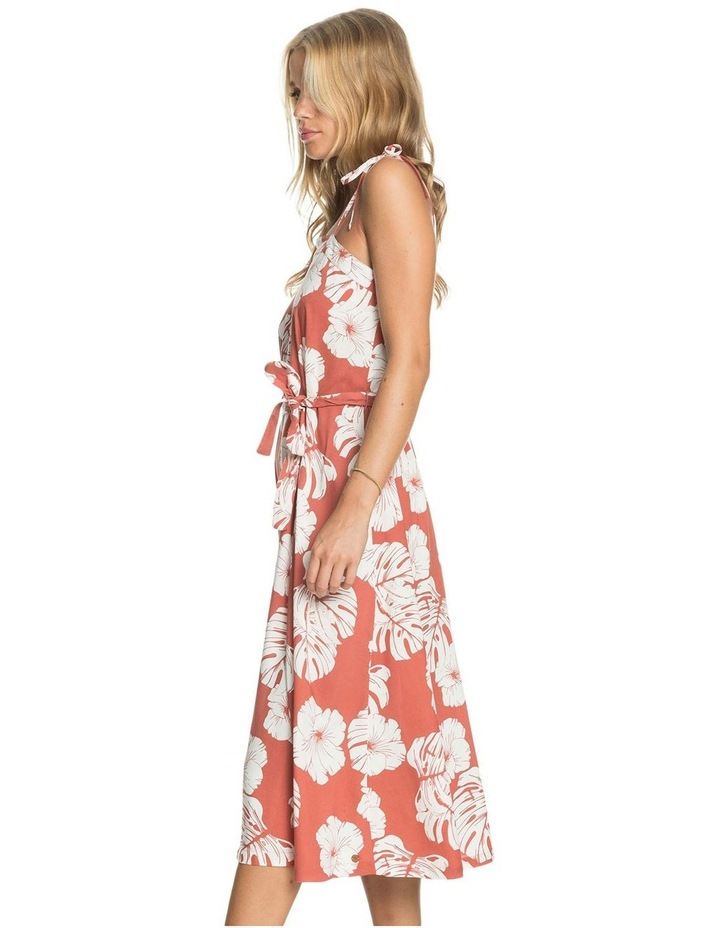 Womens Nowhere To Hide Strappy Midi Dress image 2