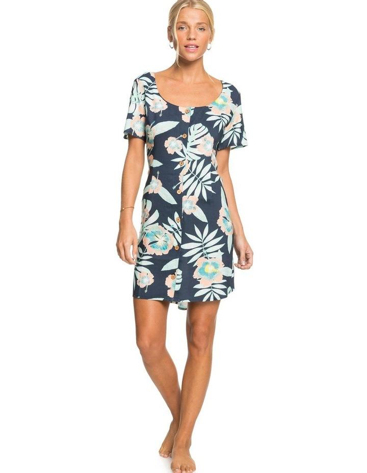 Womens All Eyes On Love Short Sleeve Dress image 4
