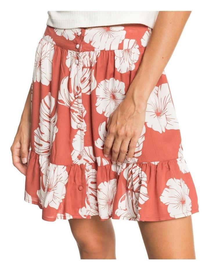 Womens Higher Love Mini Skirt image 1