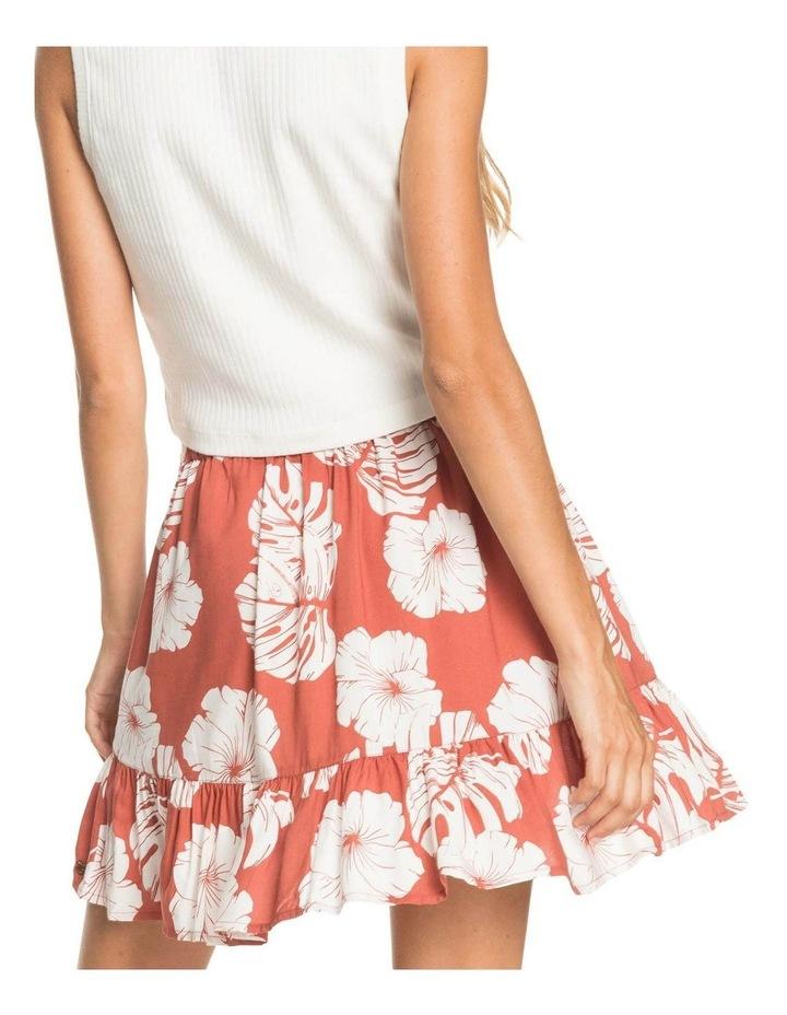 Womens Higher Love Mini Skirt image 2
