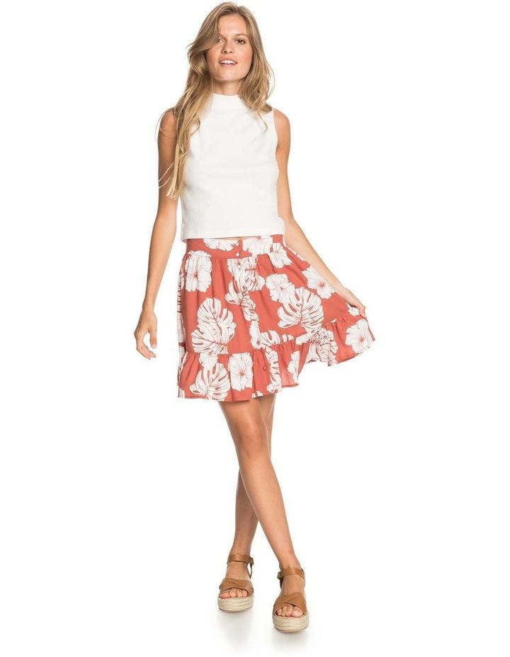 Womens Higher Love Mini Skirt image 3