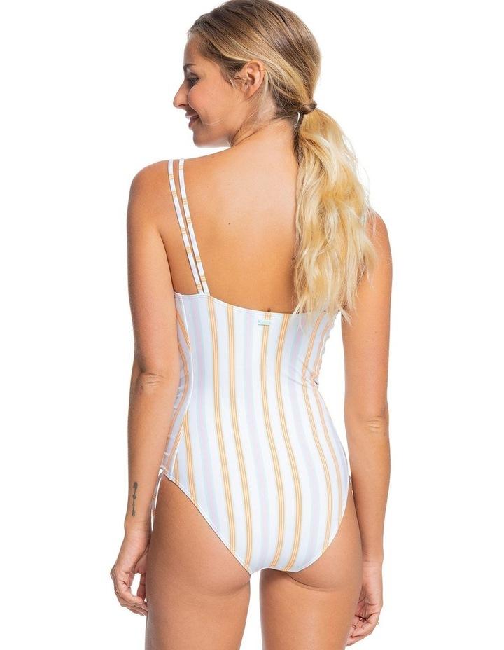 Womens Printed Beach Classics One Piece Swimsuit image 3