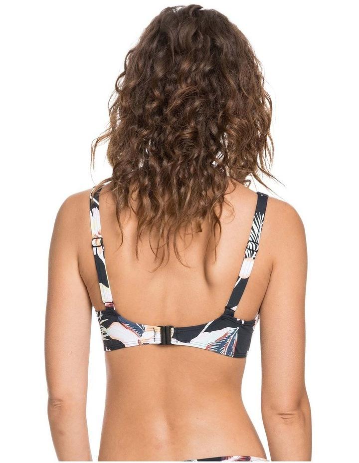 Womens Printed Beach Classics Separate D-Cup Underwired Bikini Top image 4