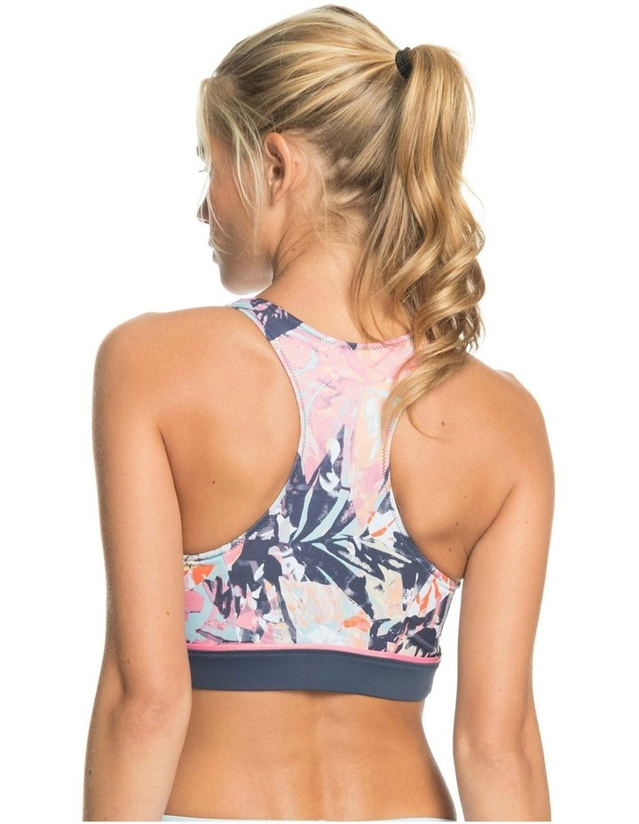 Womens Fitness Separate Sports Bra Bikini Top image 3