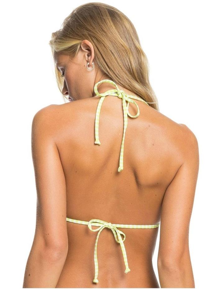 Womens Beautiful Sun Tiki Tri Bikini Top image 2