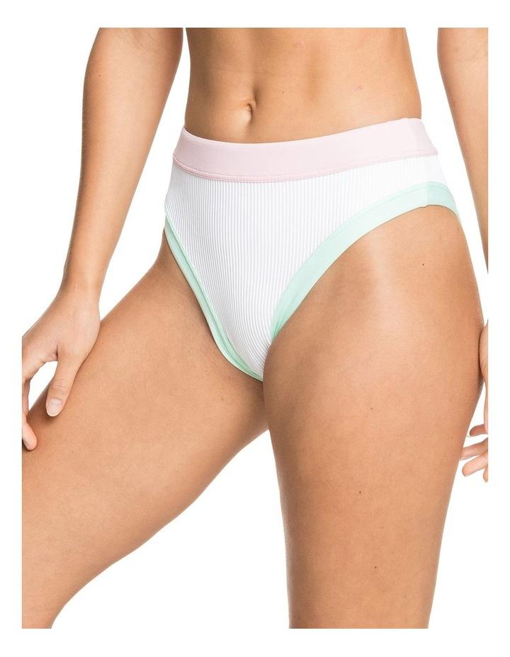 Womens Pastel Surf Separate High Leg Bikini Pant image 3