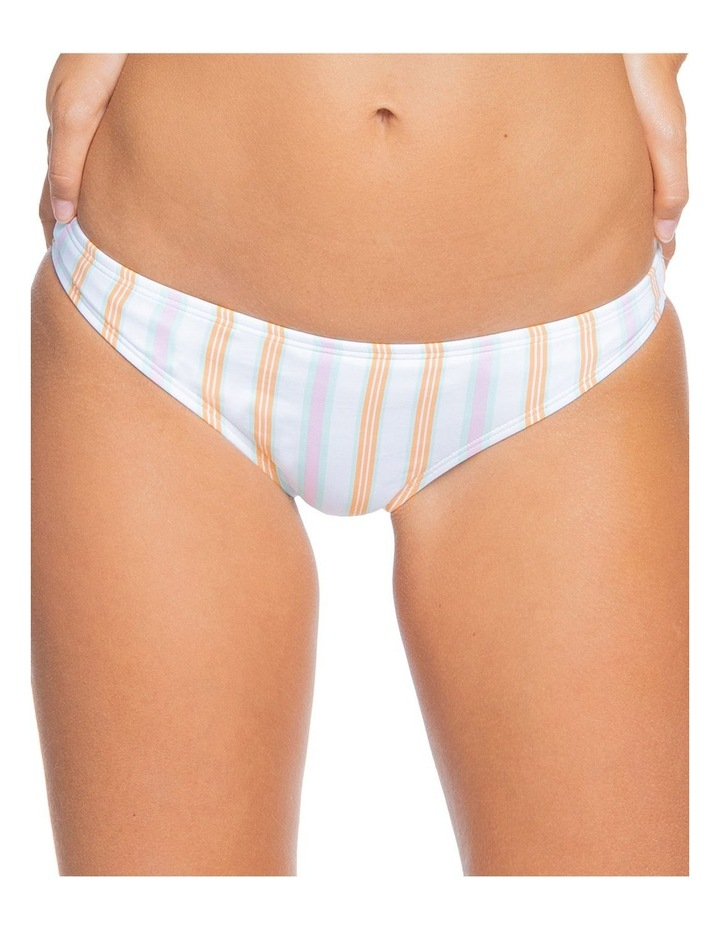 Women's Printed Beach Classics Moderate Bikini Bottom image 1
