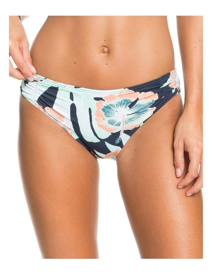 Womens Printed Beach Classics Full Bikini Bottoms image 1