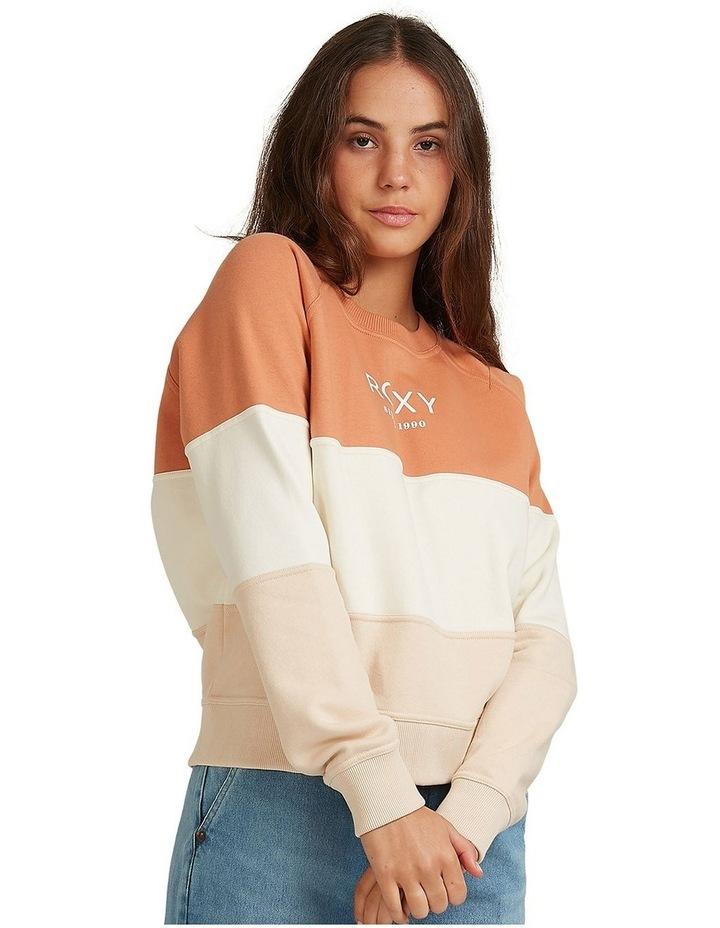 Womens On My Mind Organic Sweatshirt image 2