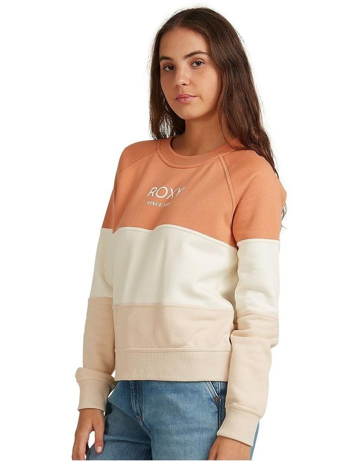 Womens On My Mind Organic Sweatshirt image 3