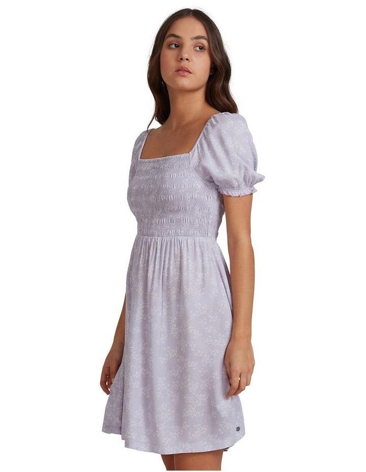 Womens Hello Petal Mini Dress image 2