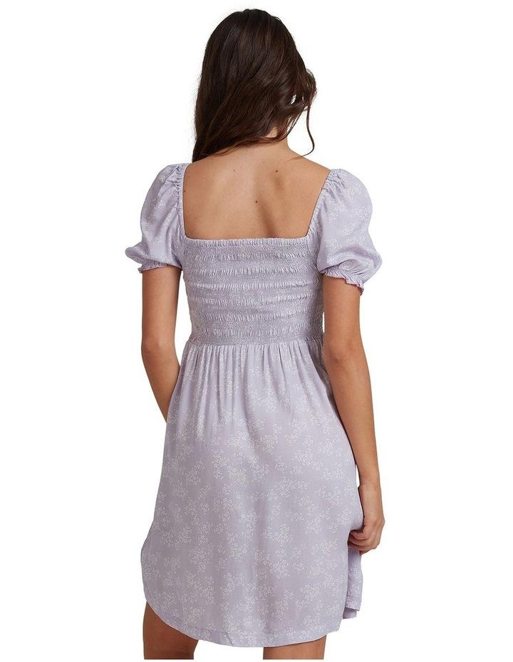 Womens Hello Petal Mini Dress image 3