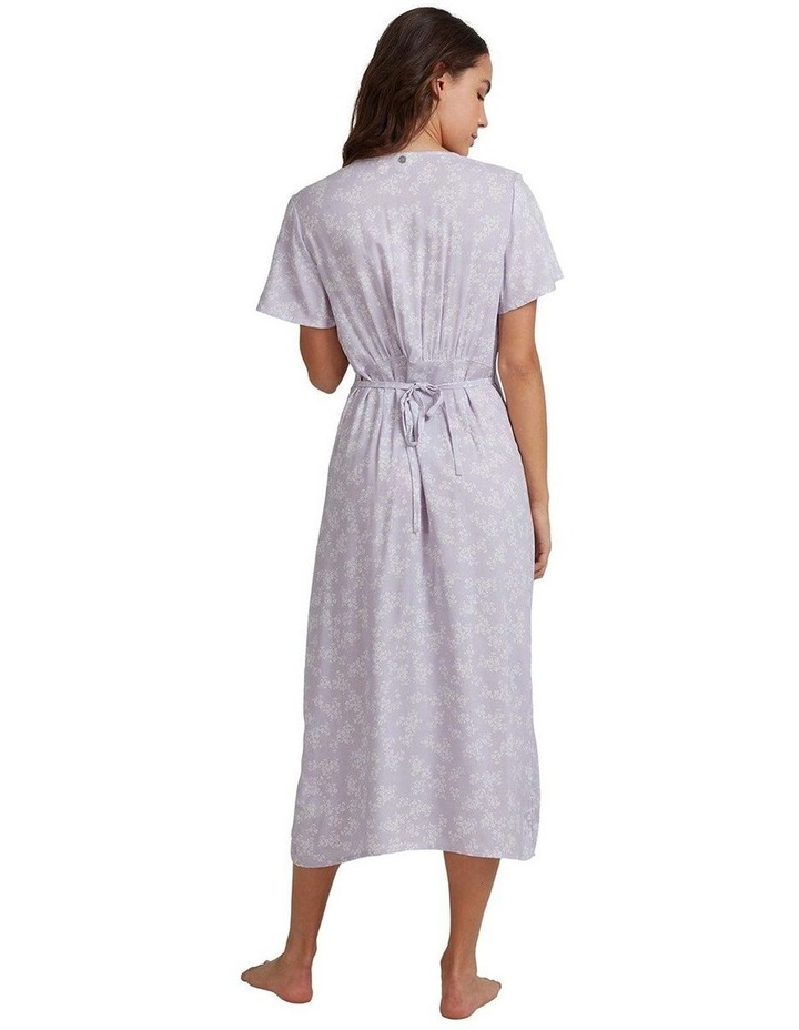 Womens We Are Love Midi Short Sleeve Dress image 3