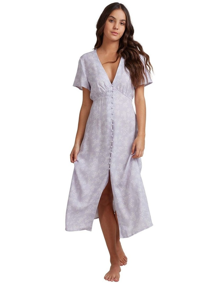 Womens We Are Love Midi Short Sleeve Dress image 4