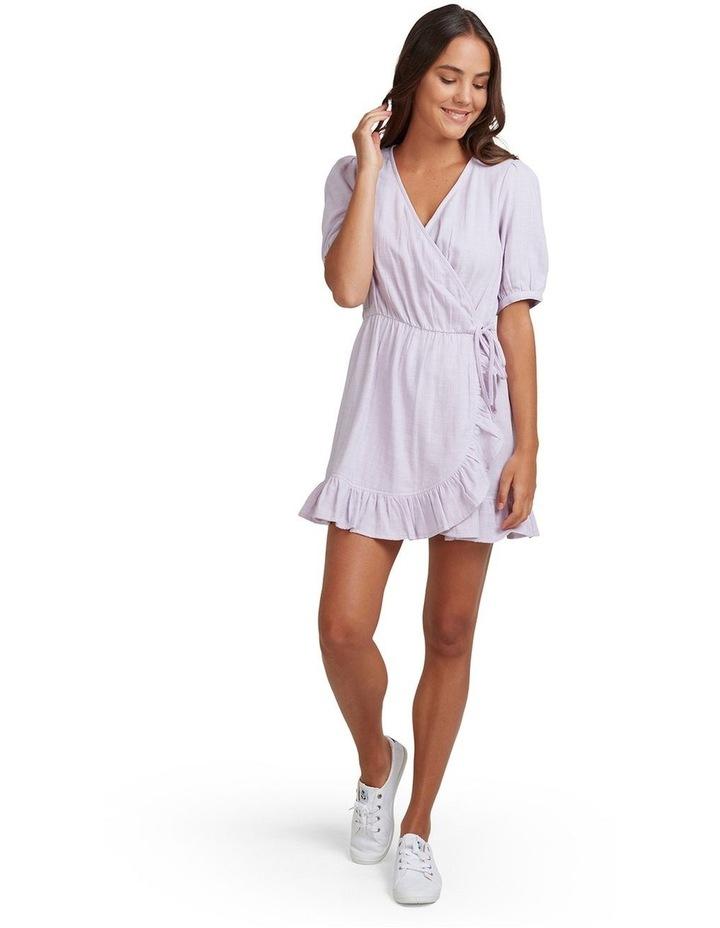 Womens Florence Feels Wrap Dress image 5