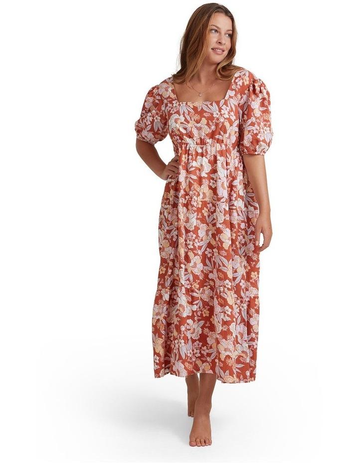 Womens Florence Feels Midi Dress image 1