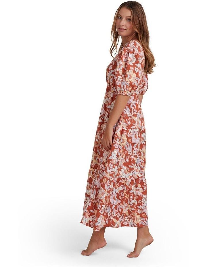 Womens Florence Feels Midi Dress image 2