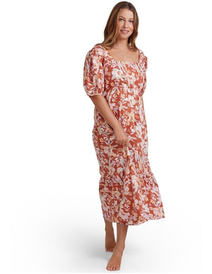 Womens Florence Feels Midi Dress image 5