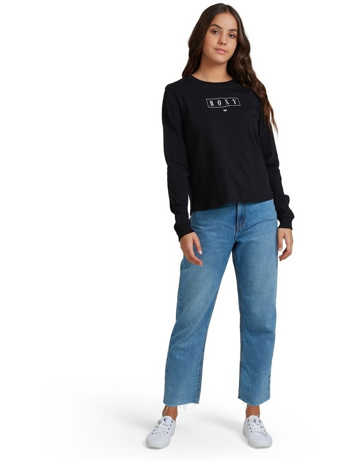 Womens Epic Afternoon Word T Shirt image 1