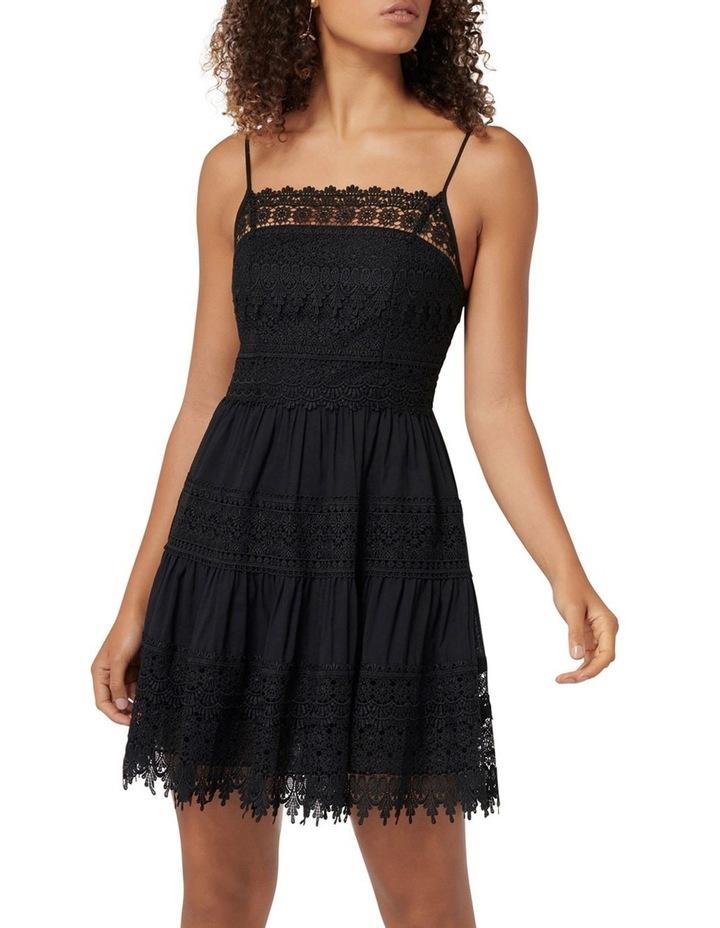 Reece Lace Detail Dress image 1