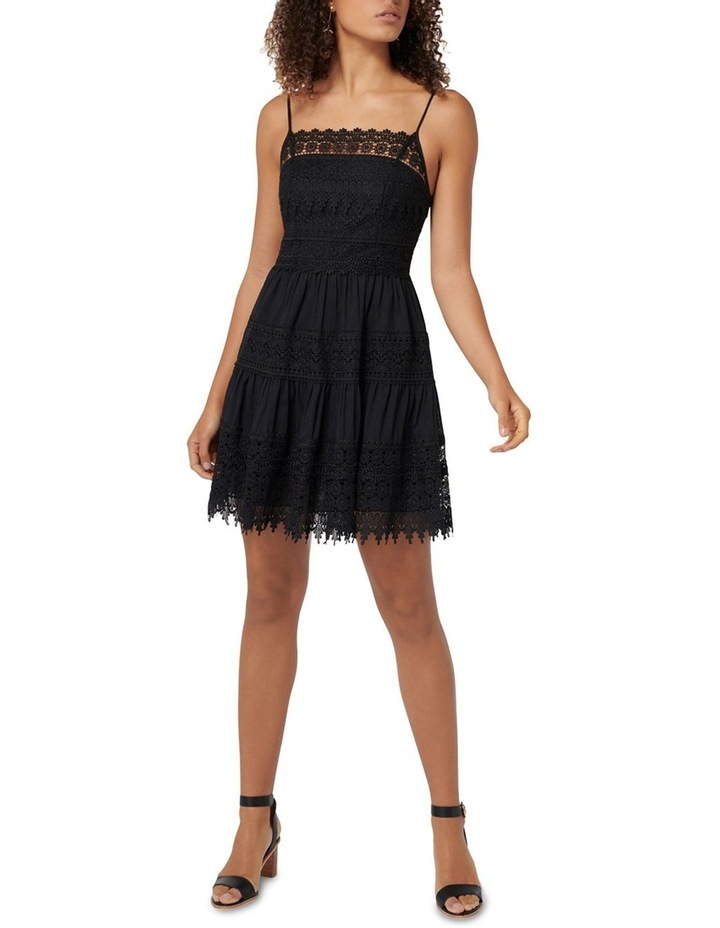 Reece Lace Detail Dress image 5