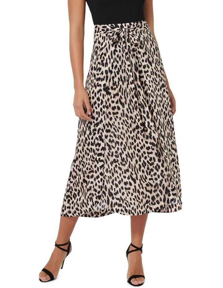 Celeste Tie Waist Maxi Skirt image 1