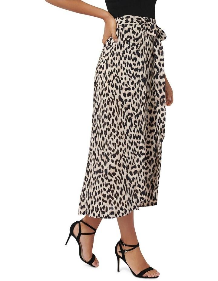 Celeste Tie Waist Maxi Skirt image 2