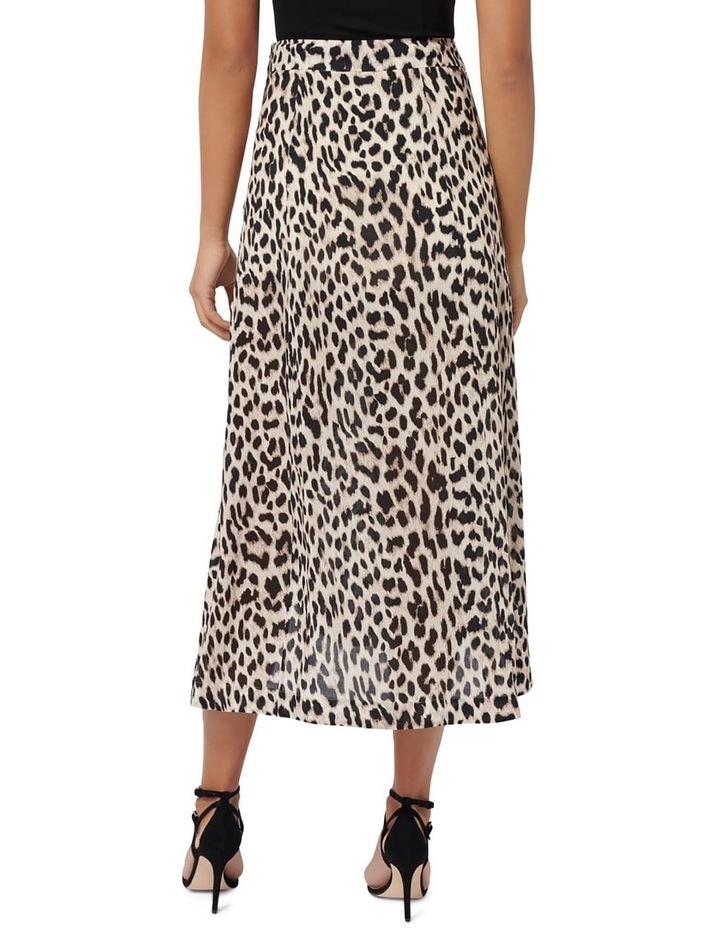 Celeste Tie Waist Maxi Skirt image 3