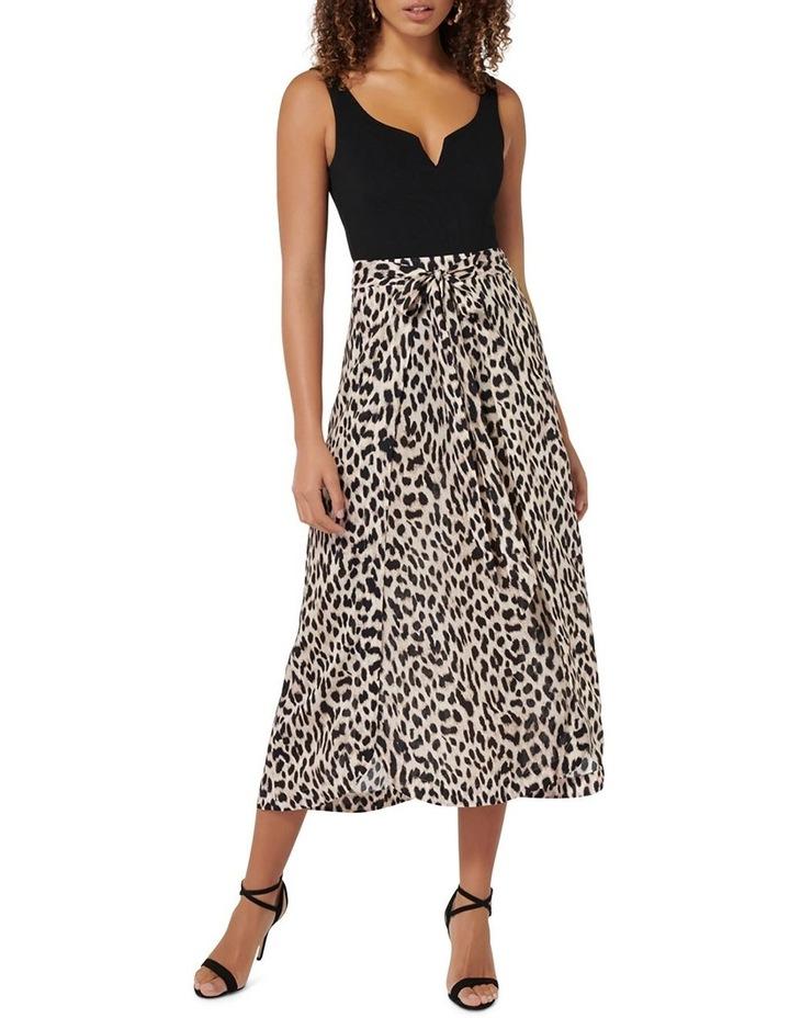 Celeste Tie Waist Maxi Skirt image 4