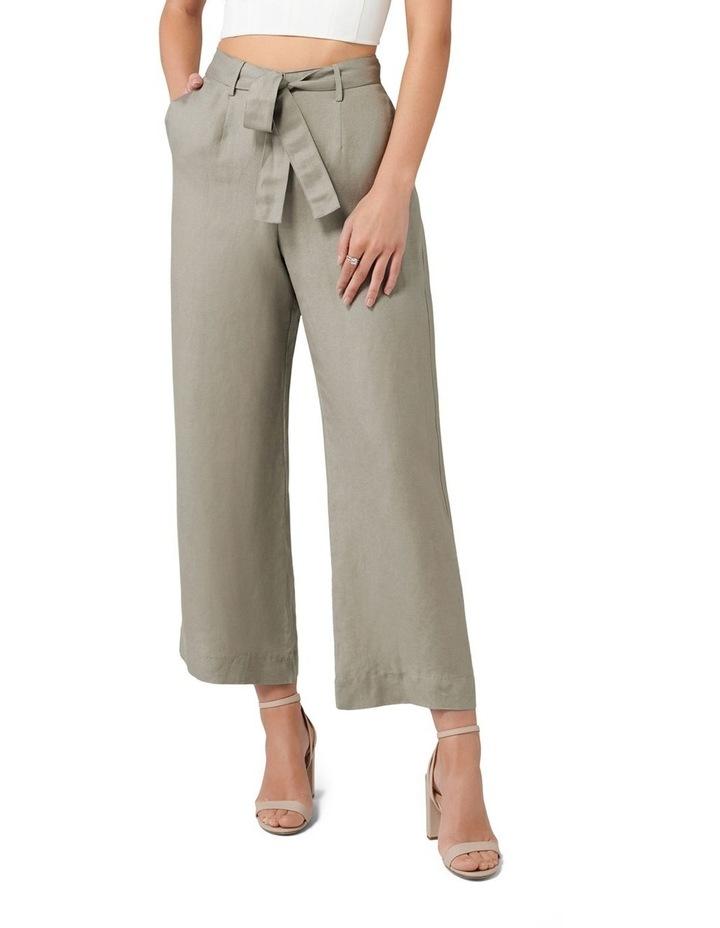 Lizzie linen Blend Pants image 1