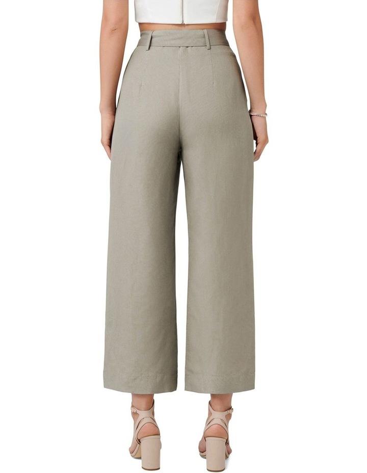 Lizzie linen Blend Pants image 3