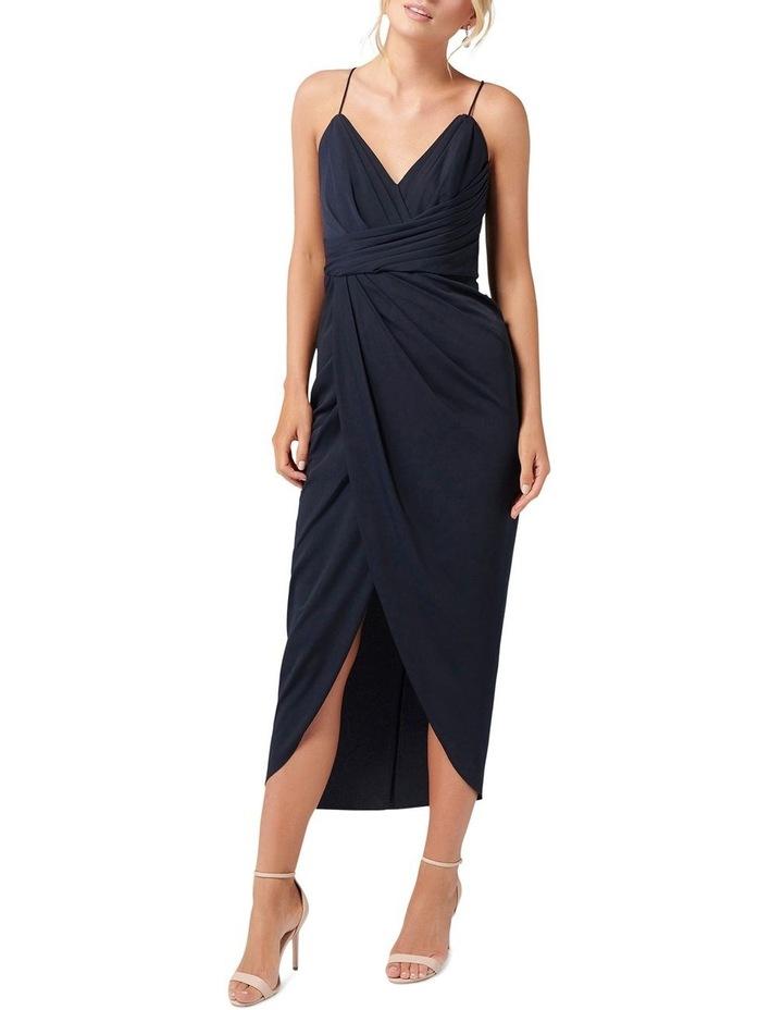 Charlotte Drape Maxi Dress image 1