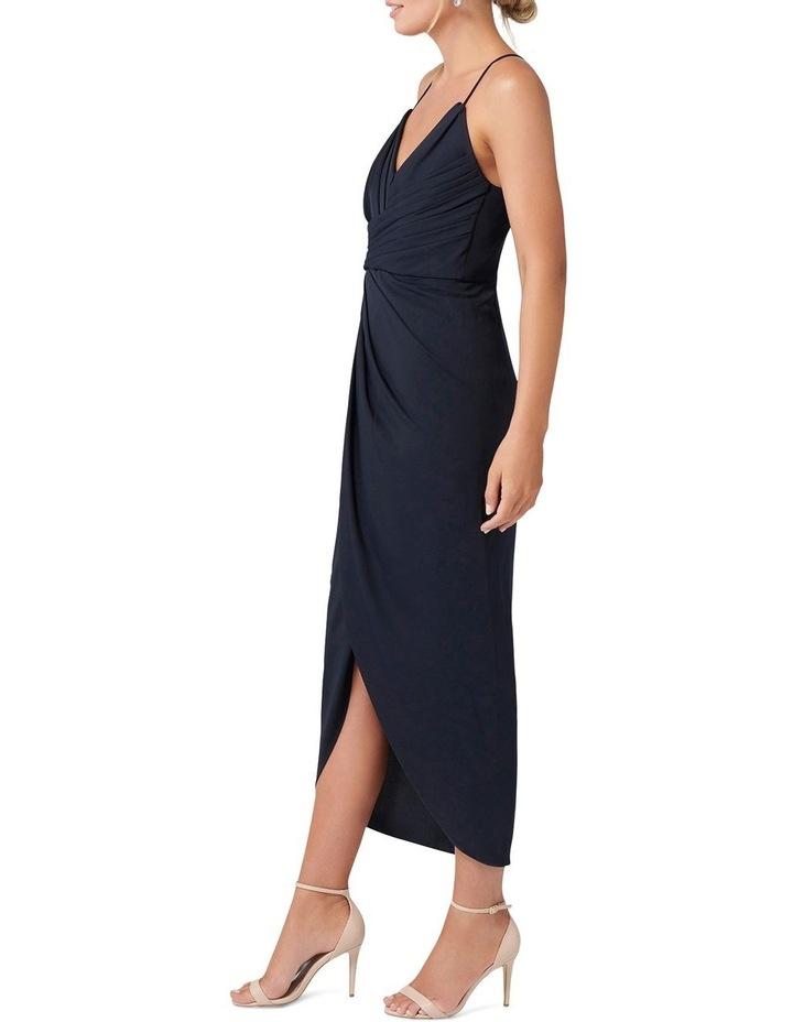 Charlotte Drape Maxi Dress image 3