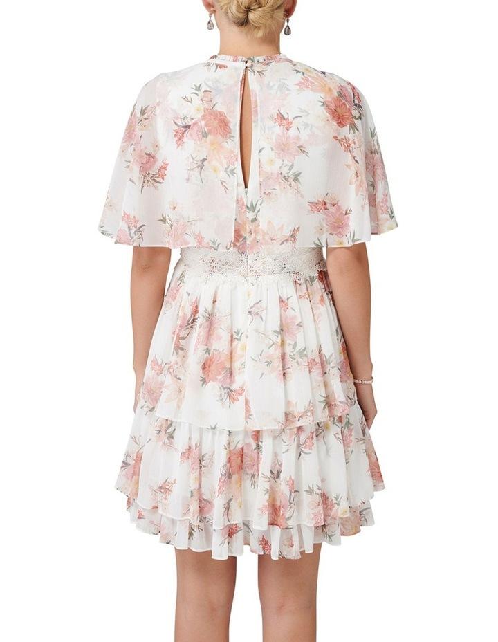 Lori Cape Sleeve Dress image 4