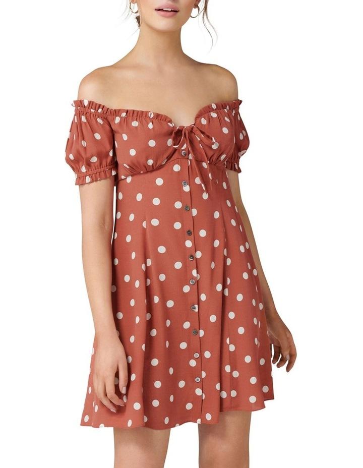 Talisa button Through Dress image 1