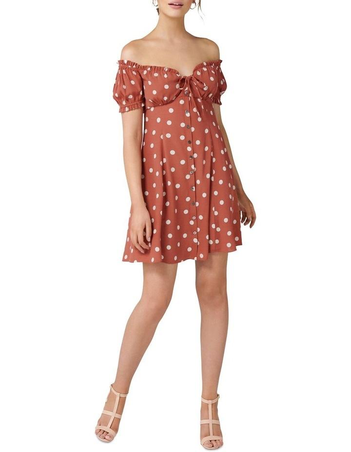 Talisa button Through Dress image 5
