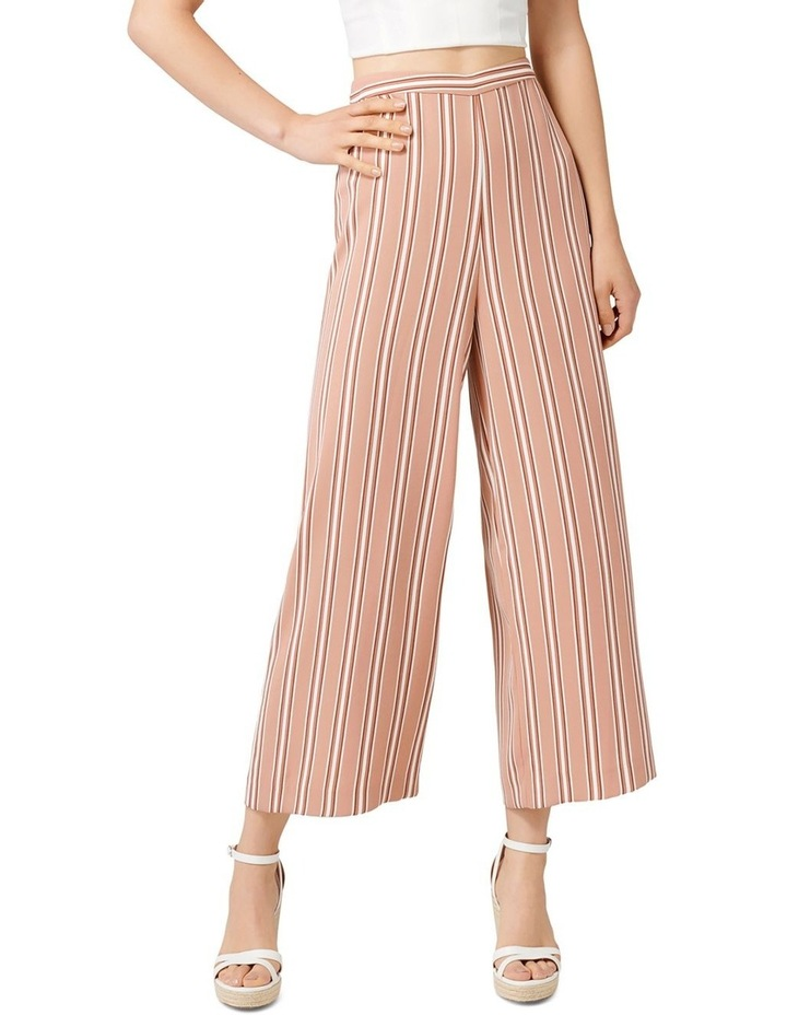 Marley Stripe Culotte Pants image 1