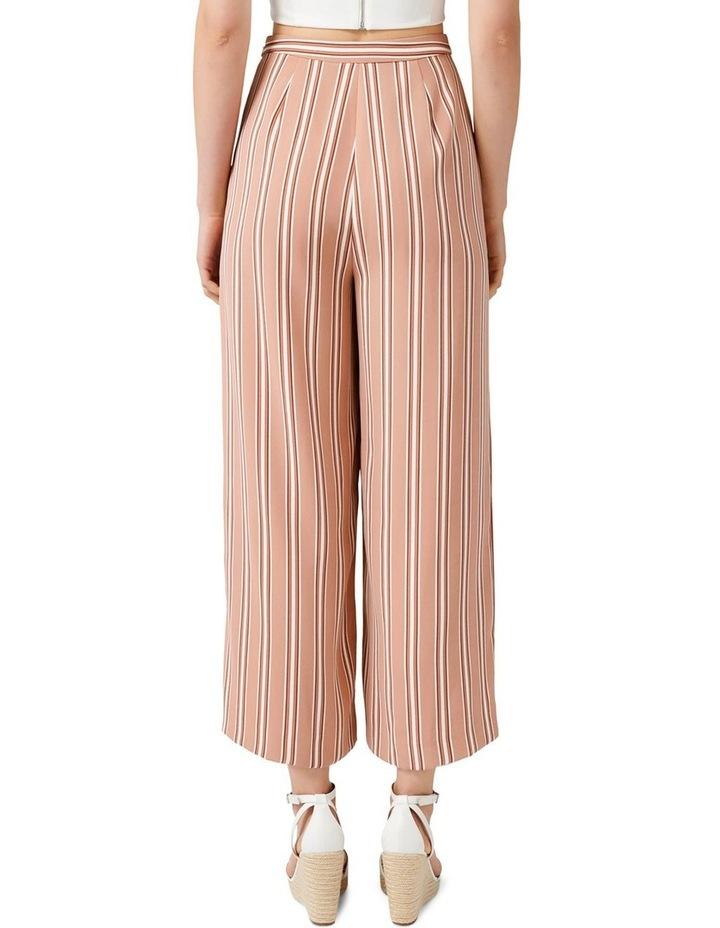 Marley Stripe Culotte Pants image 3