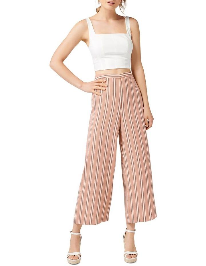 Marley Stripe Culotte Pants image 4