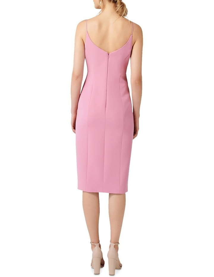 Rory button Bodycon Dress image 4