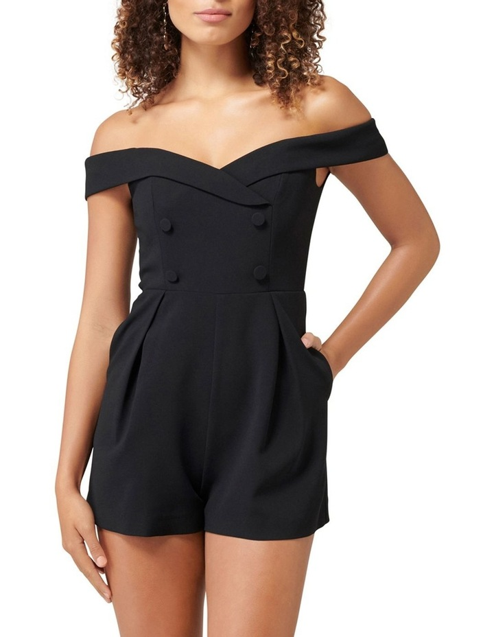 Catalina Double Breasted Playsuit image 1