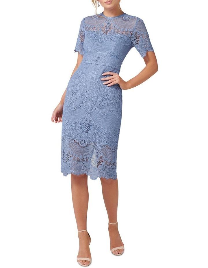 Raelyn Lace Short Sleeve Dress image 1