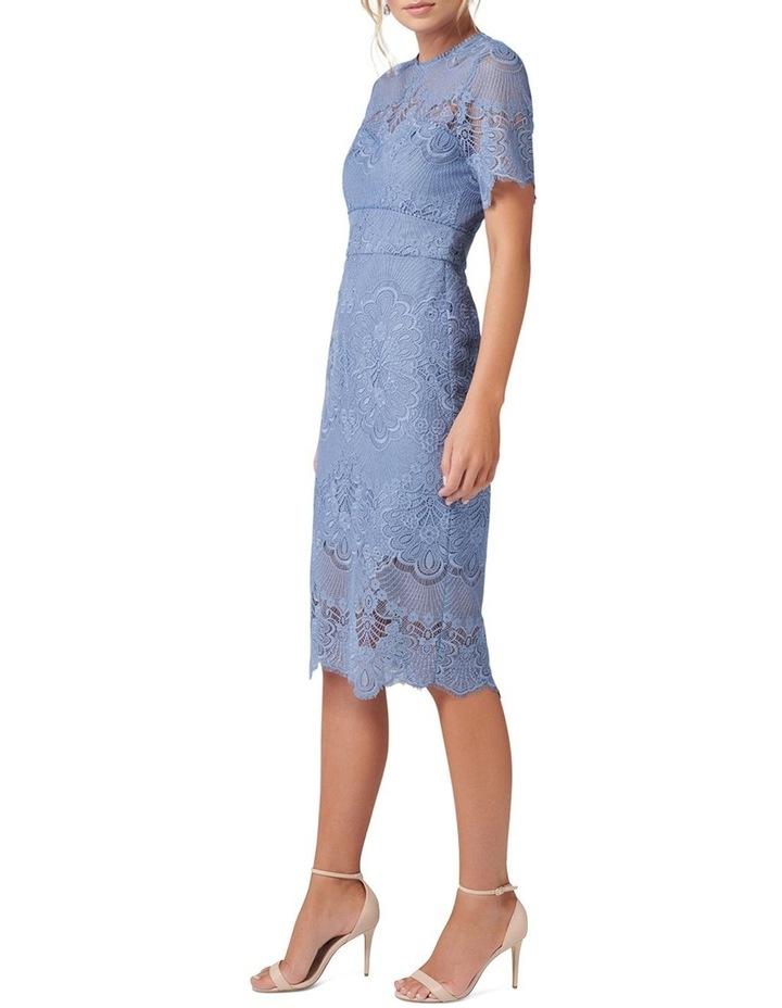 Raelyn Lace Short Sleeve Dress image 3