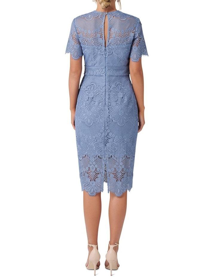 Raelyn Lace Short Sleeve Dress image 4