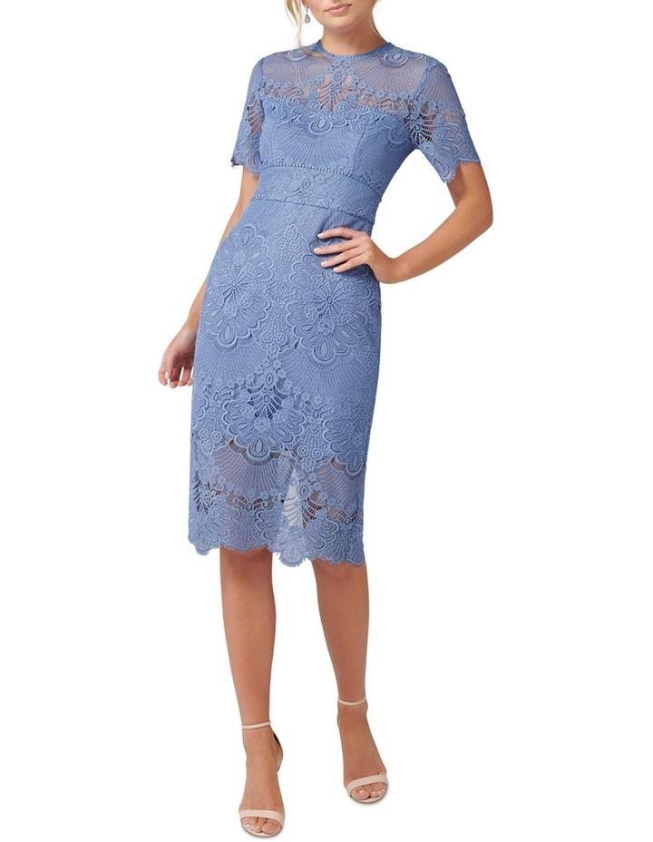 Raelyn Lace Short Sleeve Dress image 5