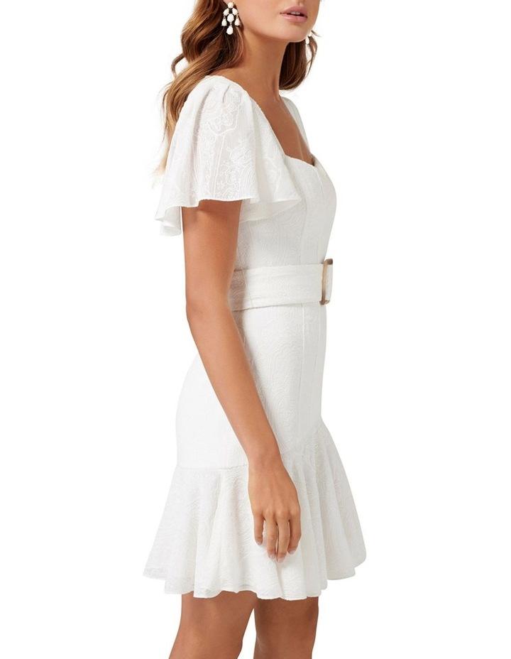Esmerelda Embroidered Belted Dress image 3