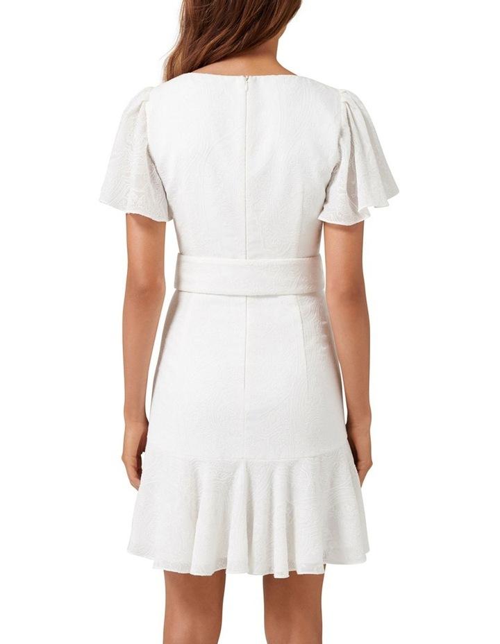 Esmerelda Embroidered Belted Dress image 4