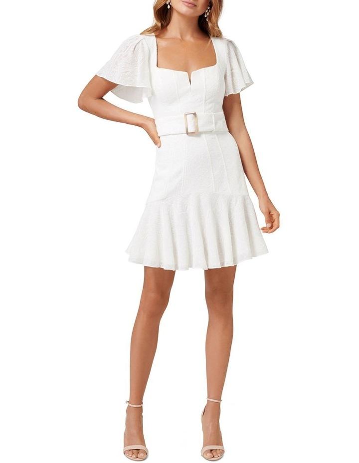 Esmerelda Embroidered Belted Dress image 5